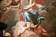 Götterreigen, Ausschnitt: Göttin der Heilkunst, Aufn. Cürlis, Peter, 1943