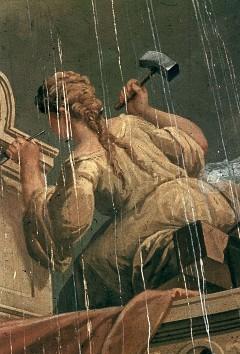 Die Bildhauerei aus der Gruppe 'Bildende Künste', Aufn. Wolff, Paul, 1943/1944