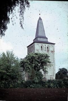 Westturm von Nordwesten, Aufn. Schulze-Marburg, Rudolf, 1943/1944