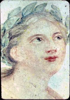 Ausschnitt: Kopf der Calliope, Aufn. Cürlis, Peter, 1943/1945
