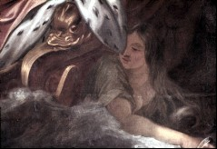 Ausschnitt: Meerweibchen unter dem Wagen der Kurfürstin, Aufn. Cürlis, Peter, 1943