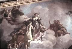 Ausschnitt: weibliche Allegorien oben links, Aufn. Cürlis, Peter Cürlis, Peter, 1943