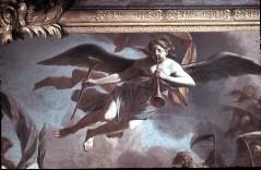 Ausschnitt: fliegende Fama oben rechts, Aufn. Cürlis, Peter Cürlis, Peter, 1943