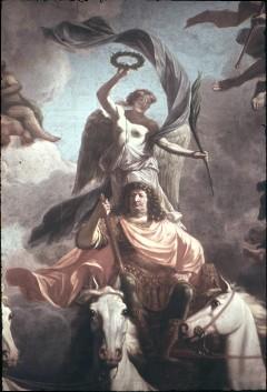Ausschnitt: der Kurfürst mit der Siegesgöttin, Aufn. Cürlis, Peter Cürlis, Peter, 1943