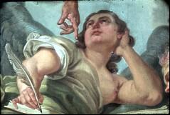 Ausschnitt: Clio?, Teilansicht, Aufn. Cürlis, Peter Cürlis, Peter, 1943