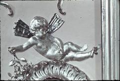 Ausschnitt: sitzender Genius, Aufn. Cürlis, Peter, 1943