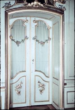 Detail: Tür der Nordwand, Innenseite, Aufn. Cürlis, Peter, 1943