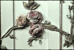 Detail: Blumengehänge, Aufn. Cürlis, Peter, 1943