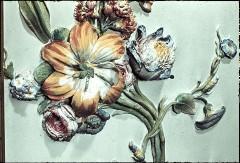 Detail: Blumengehänge an der Südwand, Aufn. Cürlis, Peter, 1943