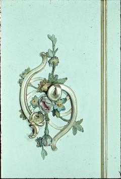 Detail: Rocaille mit Blumen, Aufn. Cürlis, Peter, 1943