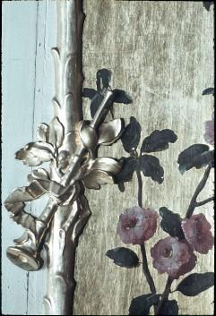 Detail: Flöte am linken Rand des Rahmens, Aufn. Cürlis, Peter, 1943