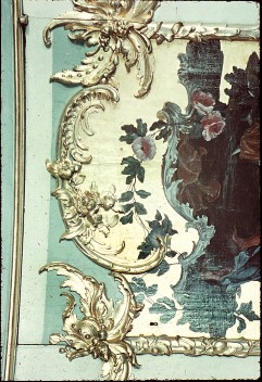 Detail: unterer Rahmen, Aufn. Cürlis, Peter, 1943