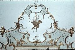 Teilansicht: Voute über dem Kamin an der Westwand, Aufn. Cürlis, Peter Cürlis, Peter, 1943