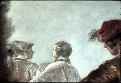 Ausschnitt: Paar im Hintergrund, Teilansicht, Aufn. Cürlis, Peter, 1943