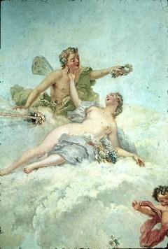 Ausschnitt: Zephyr mit Flora, Aufn. Cürlis, Peter, 1943/1945