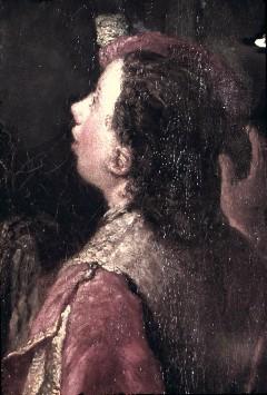 Ausschnitt: Kopf des Pygmalion, Aufn. Cürlis, Peter, 1943/1945