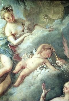 Ausschnitt: Venus und Amor, Aufn. Cürlis, Peter, 1943/1945