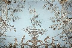 Teilansicht: Decke über der Westwand, Aufn. Cürlis, Peter, 1943/1945