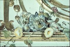 Detail: Blumen an der Voute, Aufn. Cürlis, Peter Cürlis, Peter, 1943