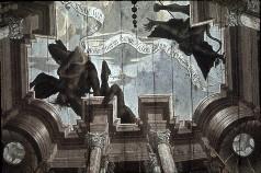 Detail: stürzende Teufel, Aufn. Schulze-Marburg, Rudolf, 1943/1944
