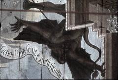 Detail: stürzender Teufel, Aufn. Schulze-Marburg, Rudolf, 1943/1944