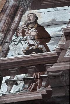Detail: Prophet?, Aufn. Schulze-Marburg, Rudolf, 1943/1944