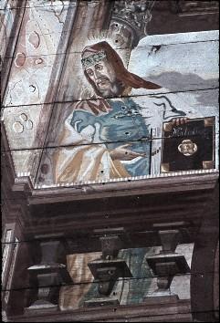 Detail: Prophet Malachias, Aufn. Schulze-Marburg, Rudolf, 1943/1944