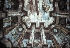Detail: Architekturzone mit Propheten und Heiligen, Aufn. Schulze-Marburg, Rudolf, 1943/1944
