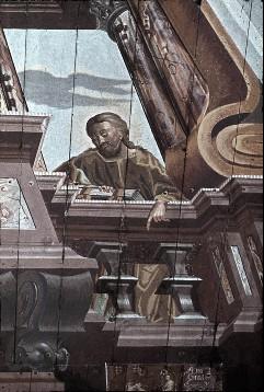 Detail: Heiliger Philippus, Aufn. Schulze-Marburg, Rudolf, 1943/1944