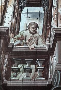 Detail: Heiliger, Aufn. Schulze-Marburg, Rudolf, 1943/1944