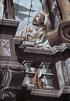 Detail: Heiliger Judas Thaddäus?, Aufn. Schulze-Marburg, Rudolf, 1943/1944