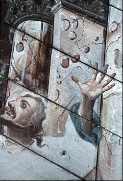 Detail: Heiliger Paulus?, Aufn. Schulze-Marburg, Rudolf, 1943/1944
