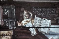Detail: Heiliger Papst Gregor, Aufn. Schulze-Marburg, Rudolf, 1943/1944