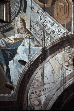 Detail: Heiliger Augustinus, Aufn. Schulze-Marburg, Rudolf, 1943/1944