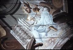 Detail: Heiliger Ambrosius, Aufn. Schulze-Marburg, Rudolf, 1943/1944